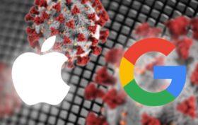 Apple Google COVID Tracking