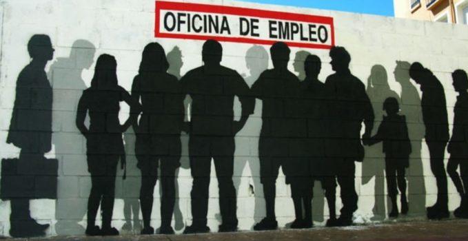 Desempleo Graffiti