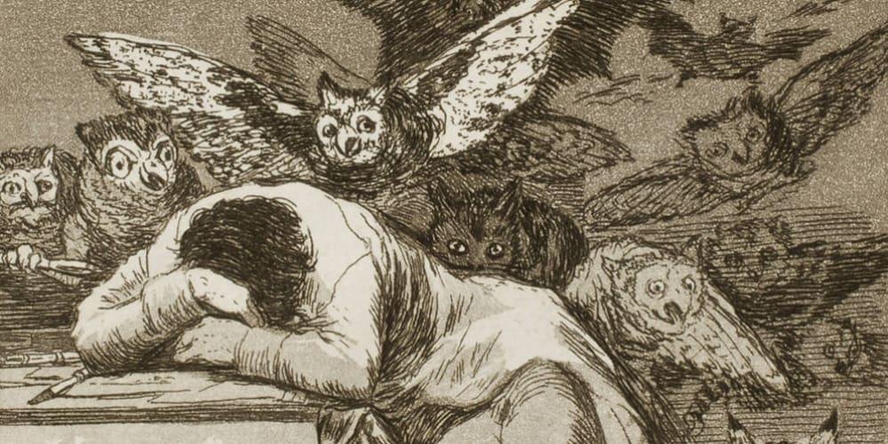 Goya - El sueño de la razón produce monstruos