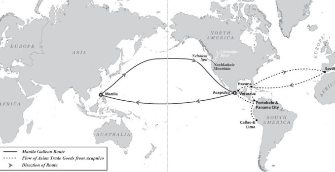 Ruta del Galeón de Manila