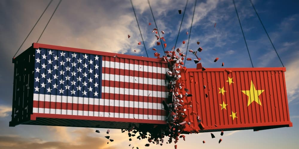 Us China Commercial War