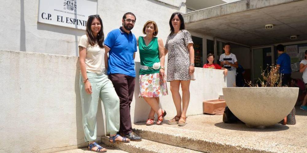 Villaverde colegio El Espinillo
