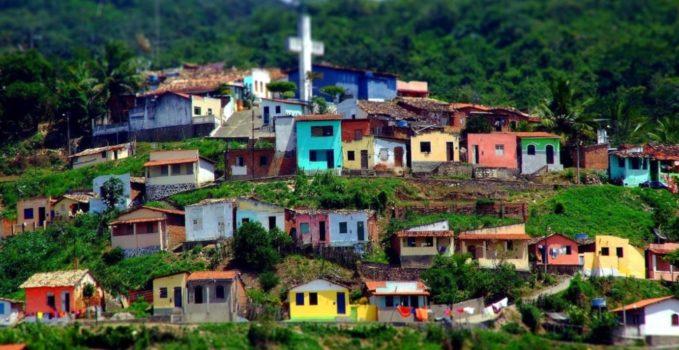 Brasil favelas