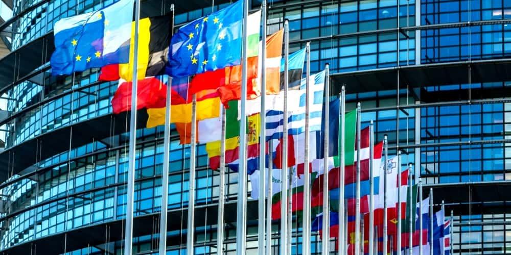 Bruselas banderas