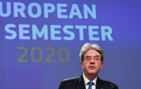 Bruselas Semestre Europeo 2020