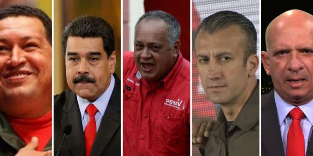 Cártel soles venezuela PSOE Sánchez