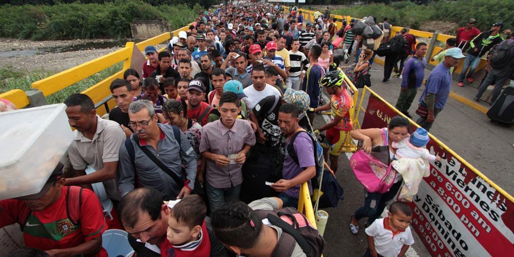 Colombia pobreza pandemia