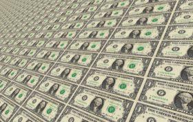 Dólar dinero infinito