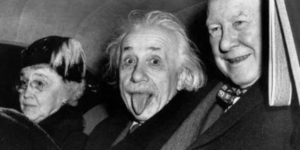 Einstein lengua