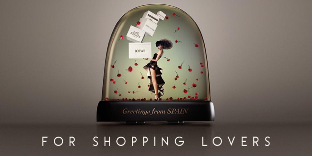 El Corte Inglés shoping lovers