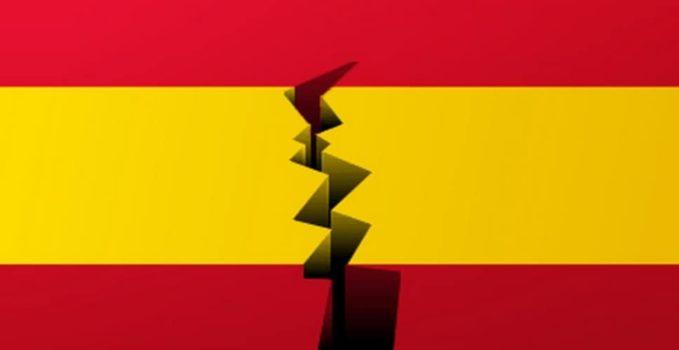 España rota y quebrada