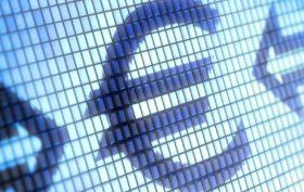 Euro digital moneda digital criptomoneda