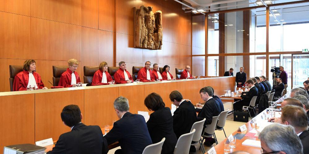 Tribunal Canstitucional alemán