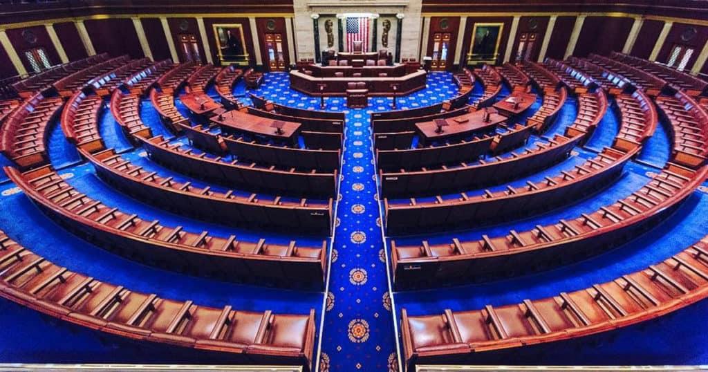 House of Representative Chamber