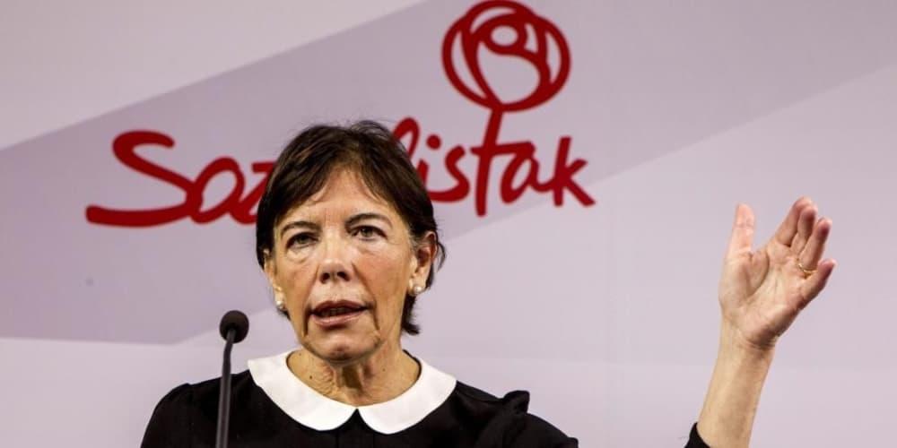 Isabel Celaa socialista