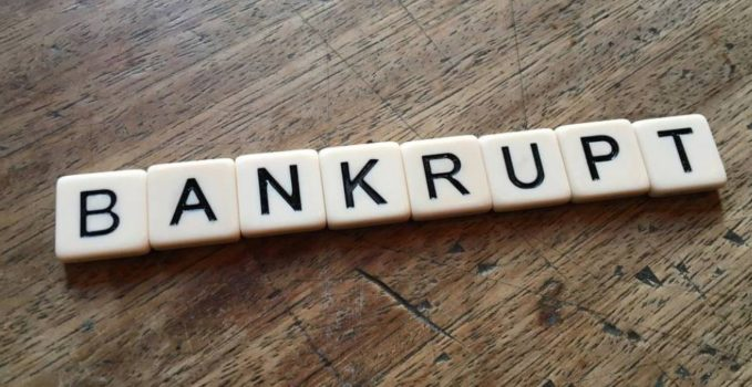 Quiebra Bankrupt