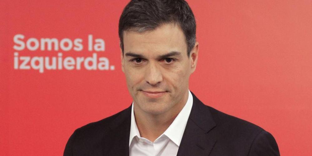 Sánchez PSOE izquierda