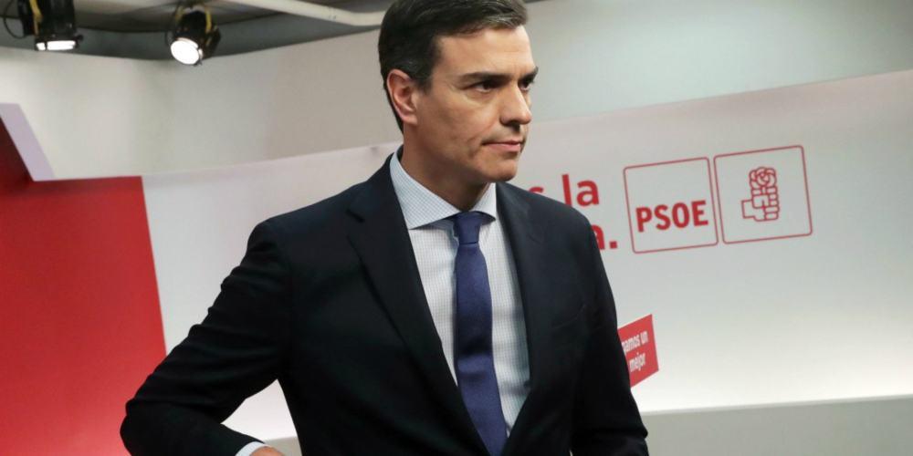 Sánchez PSOE corrupción