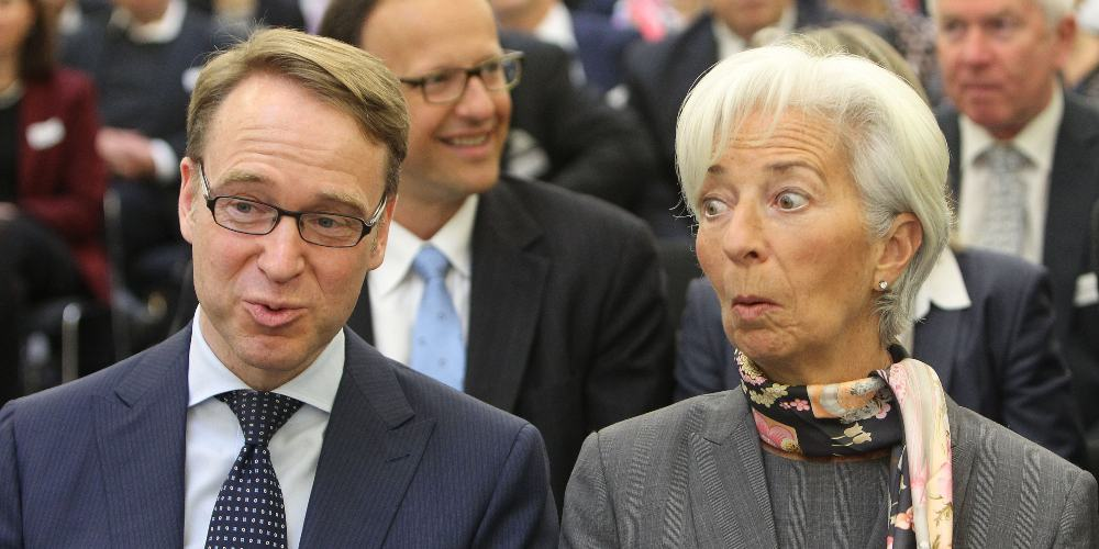 Weidmann Lagarde