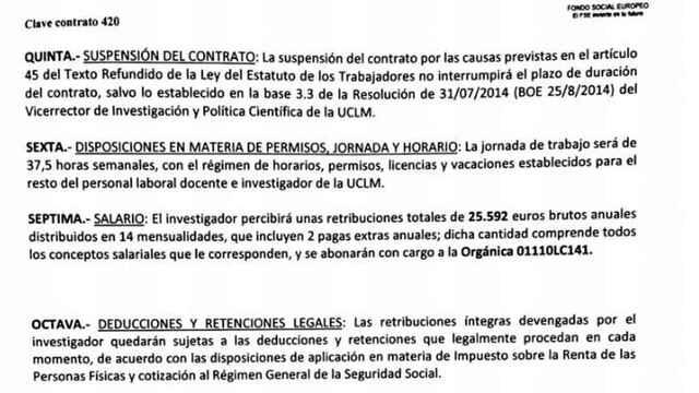 España ciencia precaria 3
