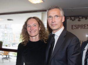 Camilla Stoltenberg Jens Stoltenberg
