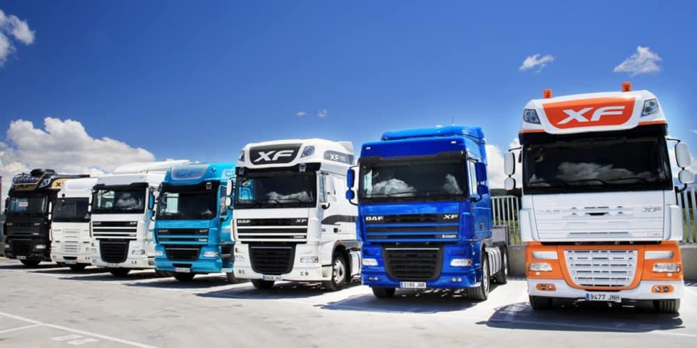 Camiones DAF