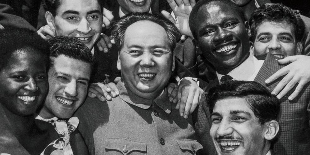 China en África con Mao