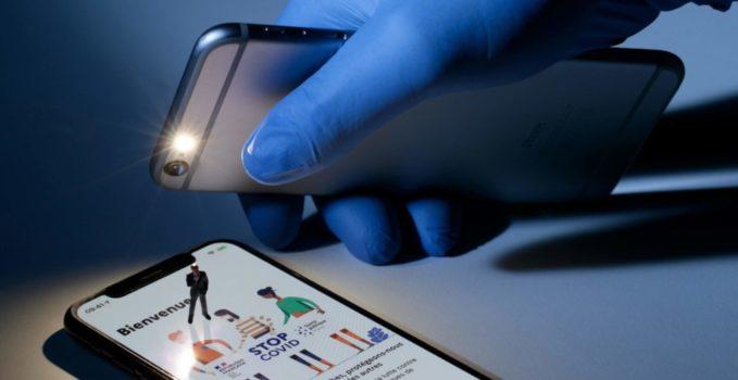Covid privacidad apps