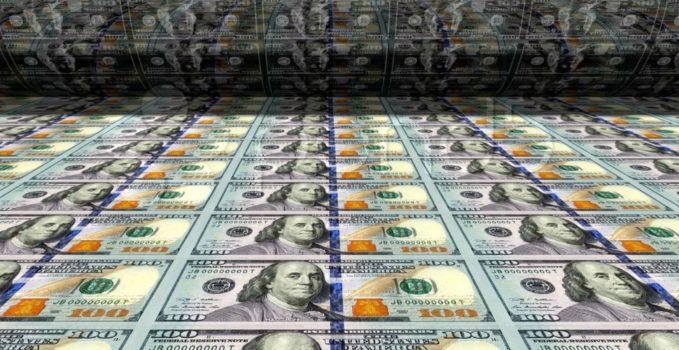 Impresión infinita de dinero