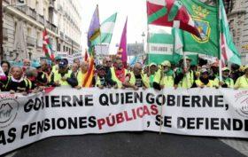 España defensa de las pensiones