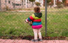 España pobreza familias