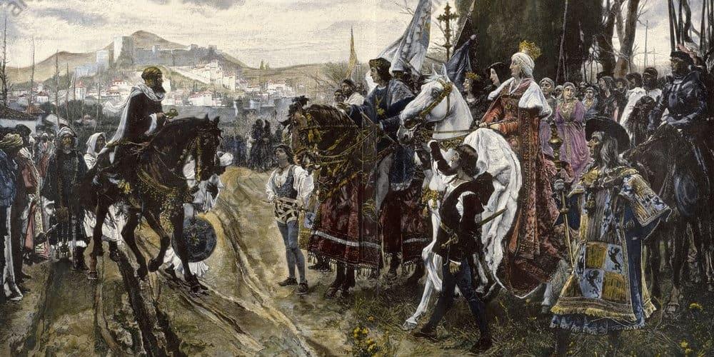 España Granada reconquista