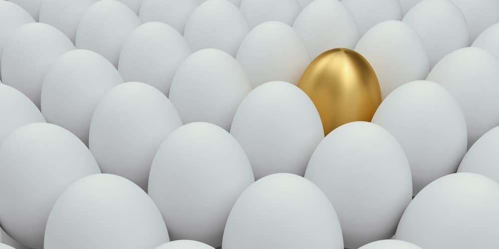 Huevo oro