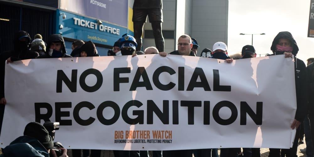 STOP reconocimiento facial