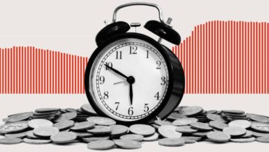 España deuda reloj