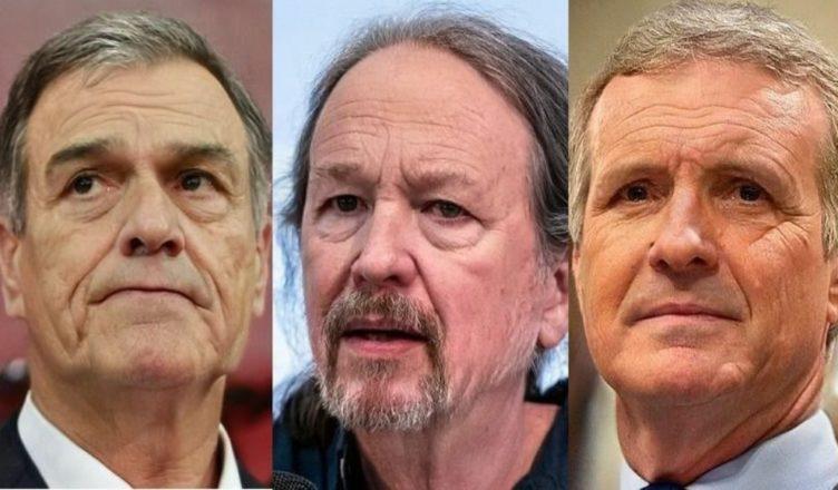 España políticos ancianos
