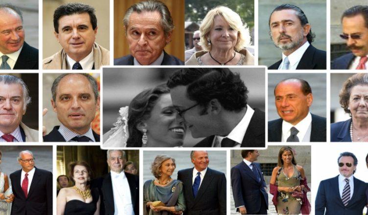 Gurtel boda Aznar