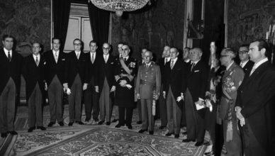 Franco - Consejo de Ministros