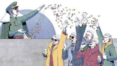 Franco y sus empresarios beneficiados