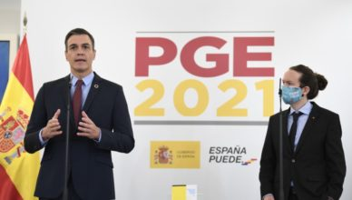 España PGE - Sánchez Iglesias