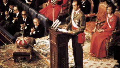 Juan Carlos Coronación