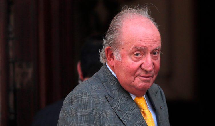 Juan Carlos corrupción deforme