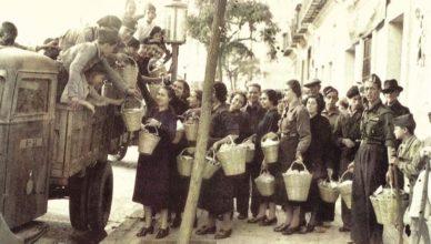 España Posguerra - Cartillas racionamiento
