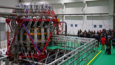 Fusion China Artificial Sun Fusion Reactor