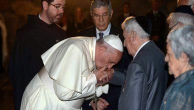 Papa Francisco judíos