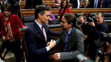 Sanchez Iglesias Congreso saludo