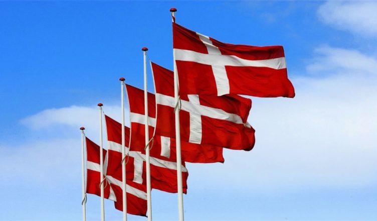 Dinamarca banderas