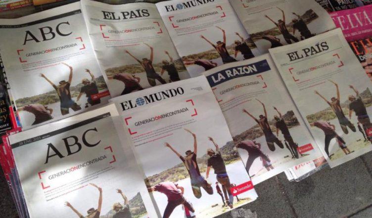 España - Mala prensa