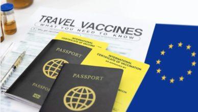 Pasaporte vacunas