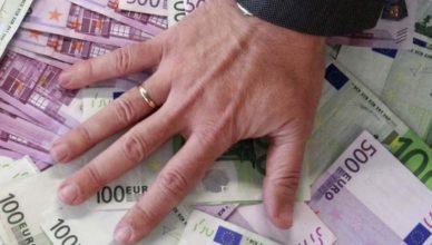 España - Saqueo dinero público